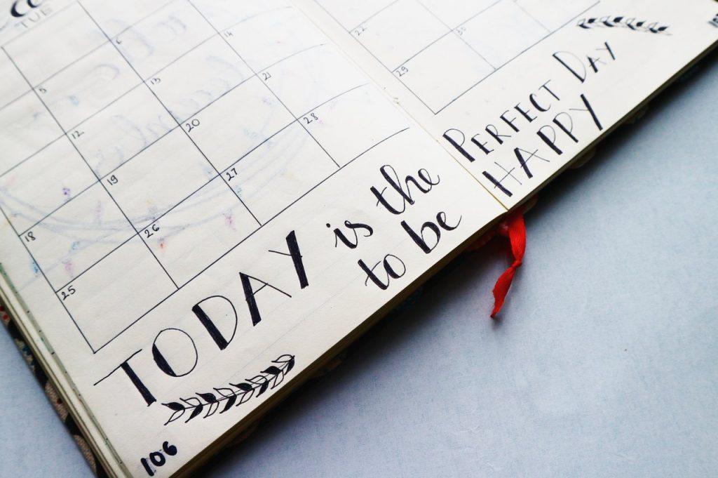 Plane deine Woche
