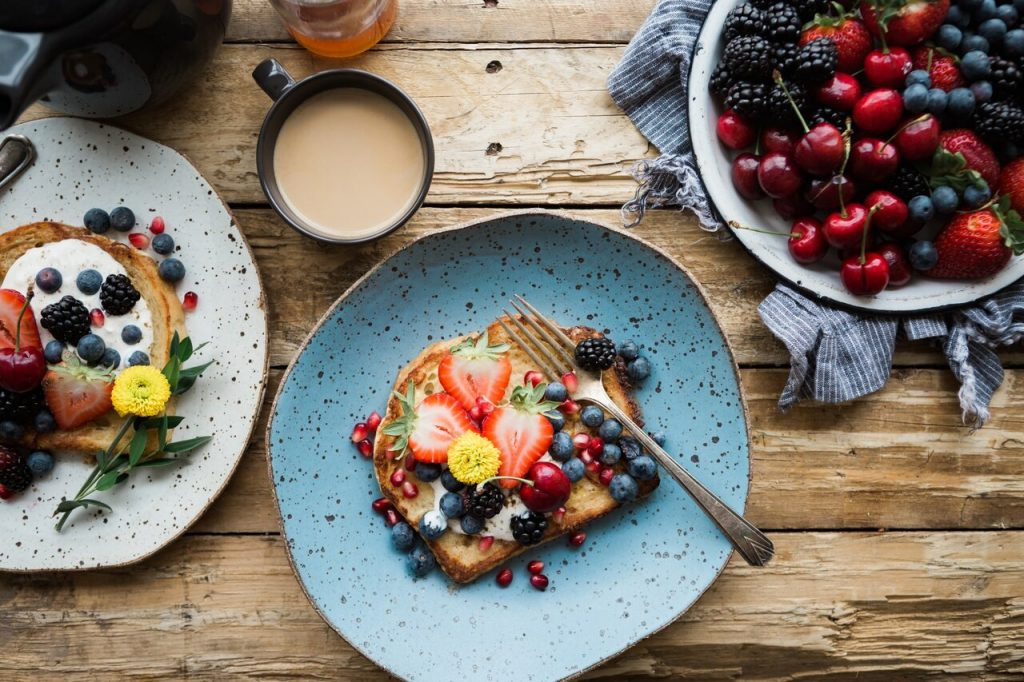 achtsames Frühstück als Morgenritual