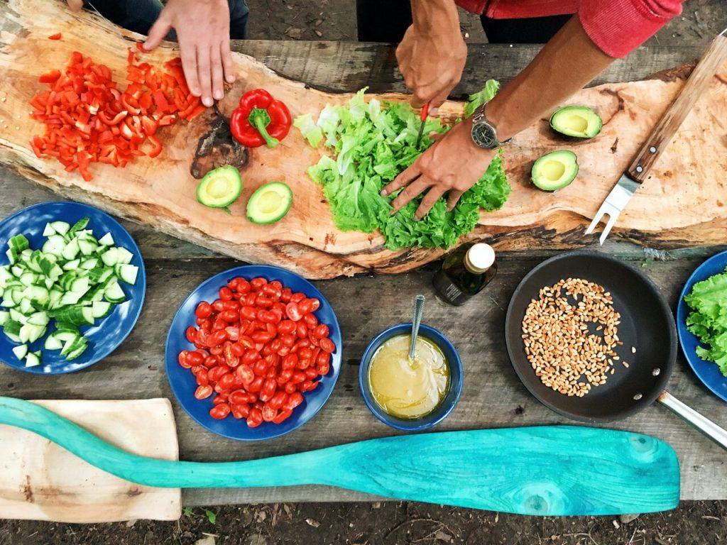 Tipps für ein gesünderes Leben: iss mehr buntes Gemüse und Obst