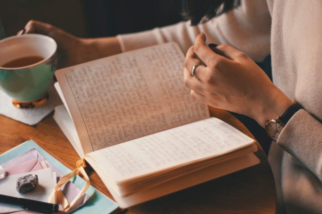 Journaling - Gewohnheiten für eine gesunde Denkweise
